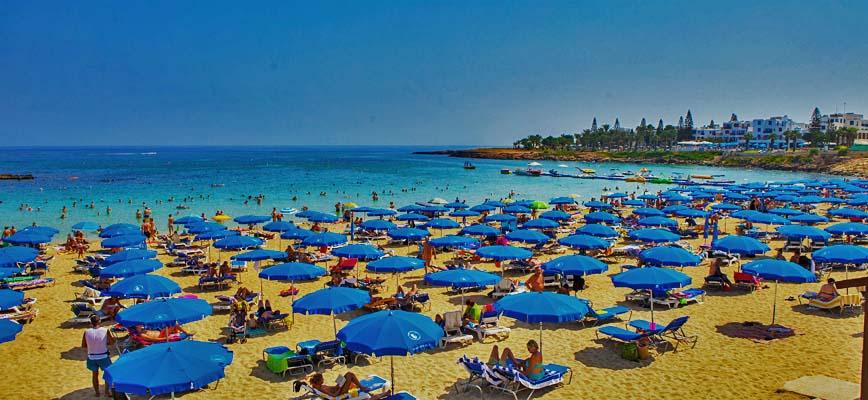 Διακοπές στην Κύπρο & πτήση drone